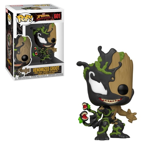 Venomized Baby Groot Funko Pop! || Малыш Грут-Веном