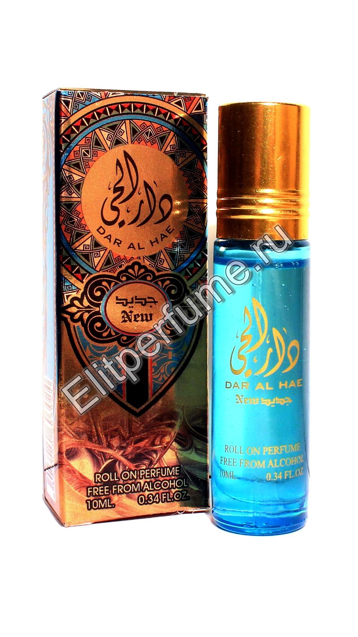 Dar Al Hae дар аль хае 10 мл арабские масляные духи от ард аль