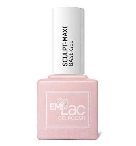 E.MiLac Sculpt-Maxi Base Gel, 15 мл.