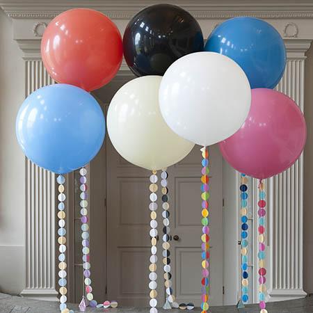 Большие надувные шары Большой шар с гелием 90 см. Выбор цвета full_olimpijskie_shary.jpg