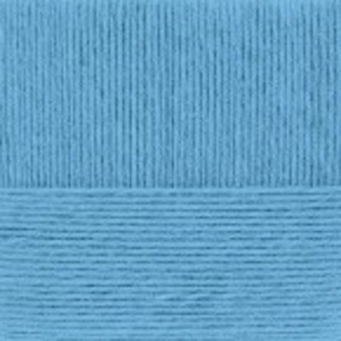 Купить Пряжа Пехорка Перспективная Код цвета 242-Гжель | Интернет-магазин пряжи «Пряха»