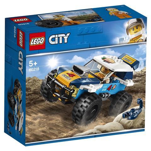 LEGO City: Участник гонки в пустыне 60218 — Desert Rally Racer — Лего Сити Город