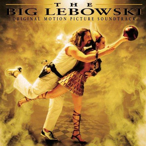 Виниловая пластинка. The Big Lebowski