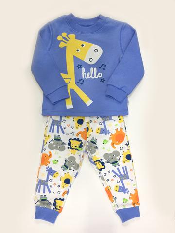 ПЖ40 Пижама для мальчика