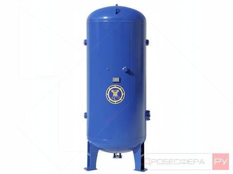 Ресивер для компрессора РВ 900/10 вертикальный (-20°... +100°С)