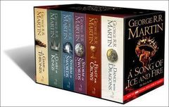 A Game of Thrones: the Story Continues : The Complete Box Set of All 6 Books