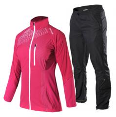 Женский костюм для бега Noname Pro Running Endurance розовый