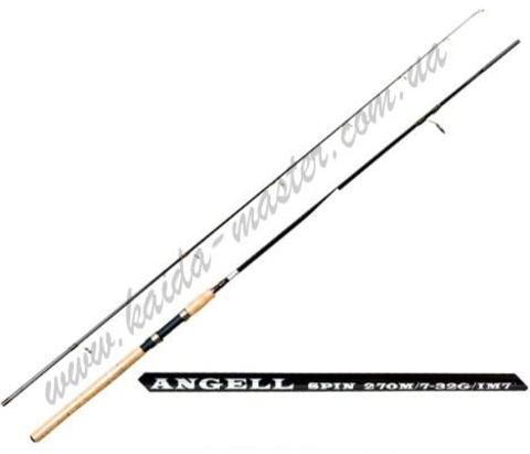 Спиннинг Kaida Angell 2,4 метра, тест 7-32 гр