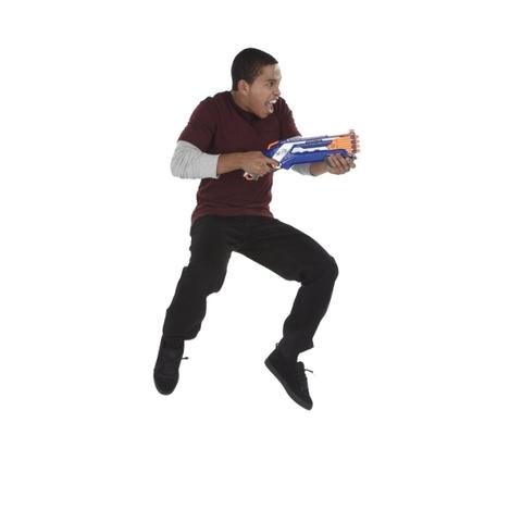 Hasbro: Nerf Бластер Элит Рафкат A1691  — Nerf N-Strike Elite Rough Cut  — Нерф Нёрф Хасбро