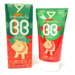 Elizavecca Milky Piggy BB Cream SPF50 - Увлажняющий ББ крем с гиалуроновой кислотой