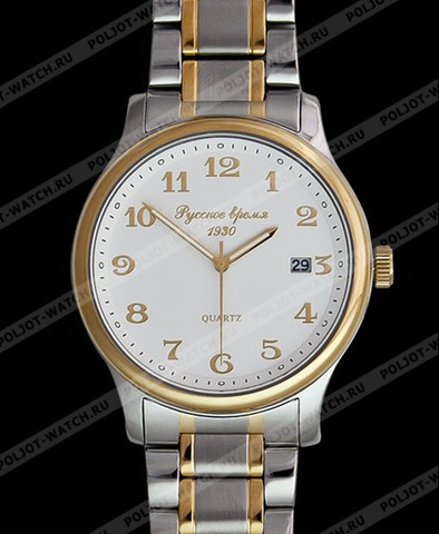 """Купить Наручные часы Полет """"Русское время"""" 1274159 по доступной цене"""