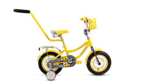 Forward Funky 12 boy (2016) желтый с серым