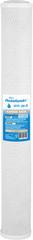 УГП-20-Л SL Карбон блок АКВАБРАЙТ картридж сорбционной очистки воды от хлора, 20SL.