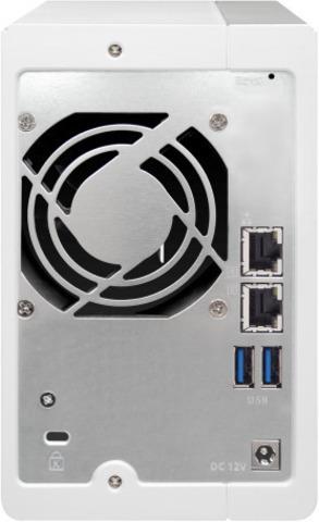 Сетевой накопитель  QNAP TS-231P2-1G