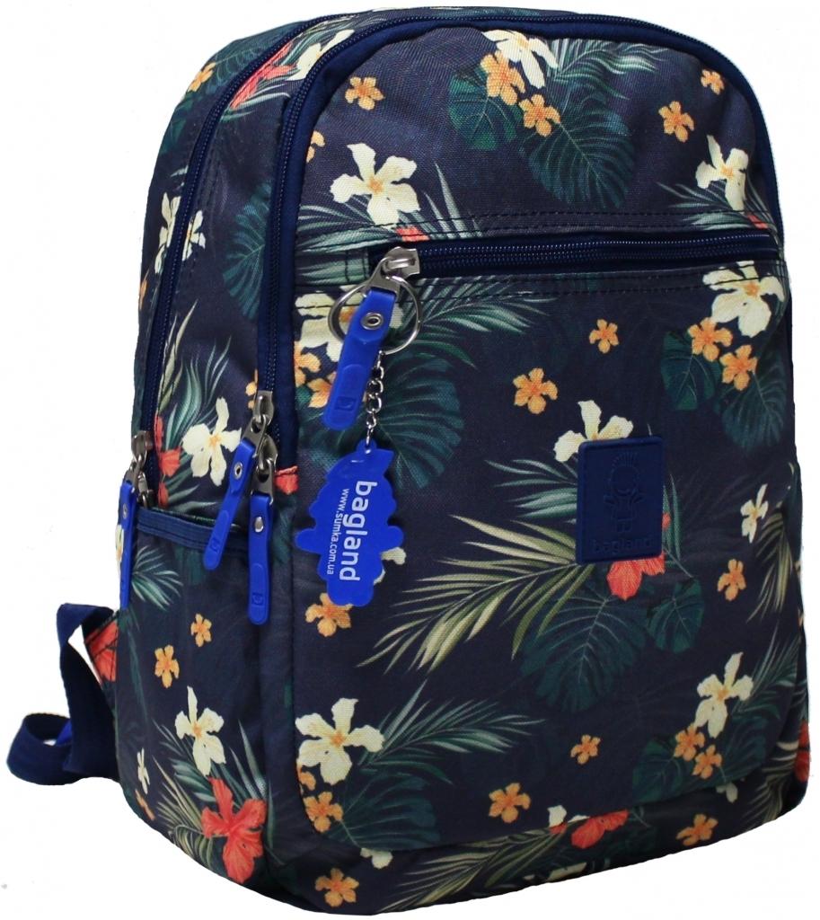 Детские рюкзаки Рюкзак Bagland Young 13 л. сублимация (цветы) (00510664) a79cf208ad3d289a16cea551316fa39a.JPG