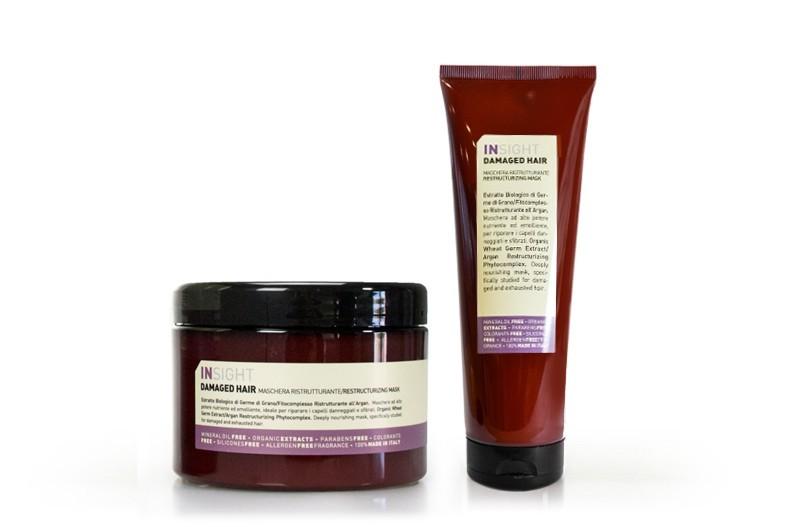 DAMAGED HAIR Маска для поврежденных волос (250 мл)
