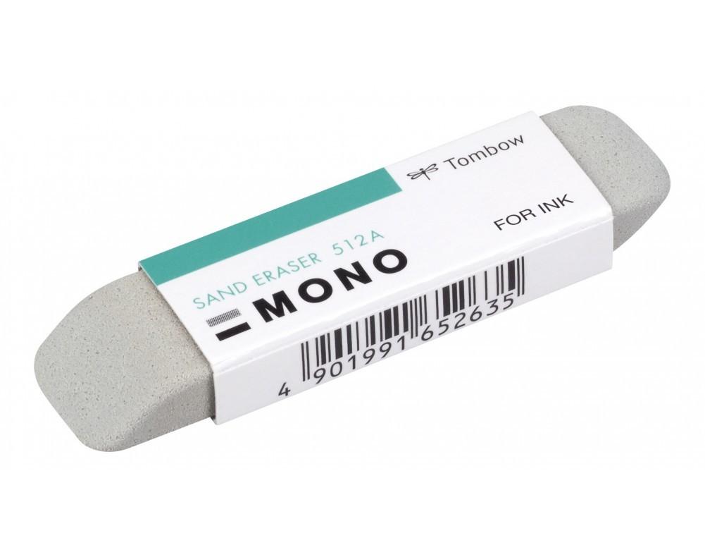 Ластик монокристаллический  для стирания маркеров и карандашей Tombow Mono Sand Eraser