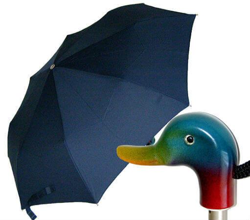 Зонт складной Guy de Jean 102156-b Сaneton