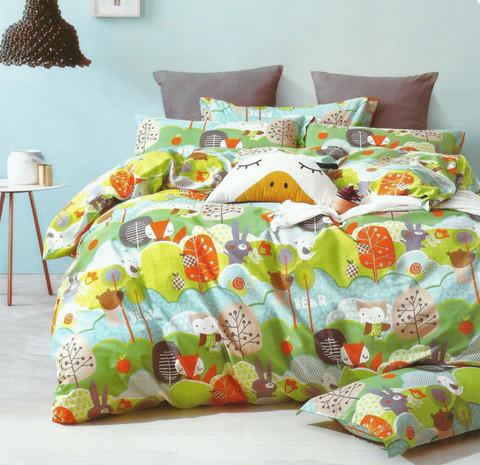 Детское постельное белье в сатине Valtery-DS 89