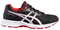 ASICS GEL-GALAXY 9 GS детские кроссовки для бега черные