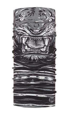 Многофункциональная бандана-труба Buff Tiger Grey