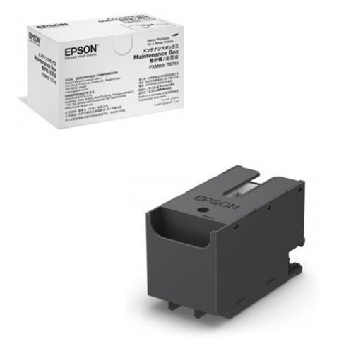 Epson C13T671600 - Контейнер для отработанных чернил Epson WorkForce Pro WF-C5290DW/WF-C5790DWF