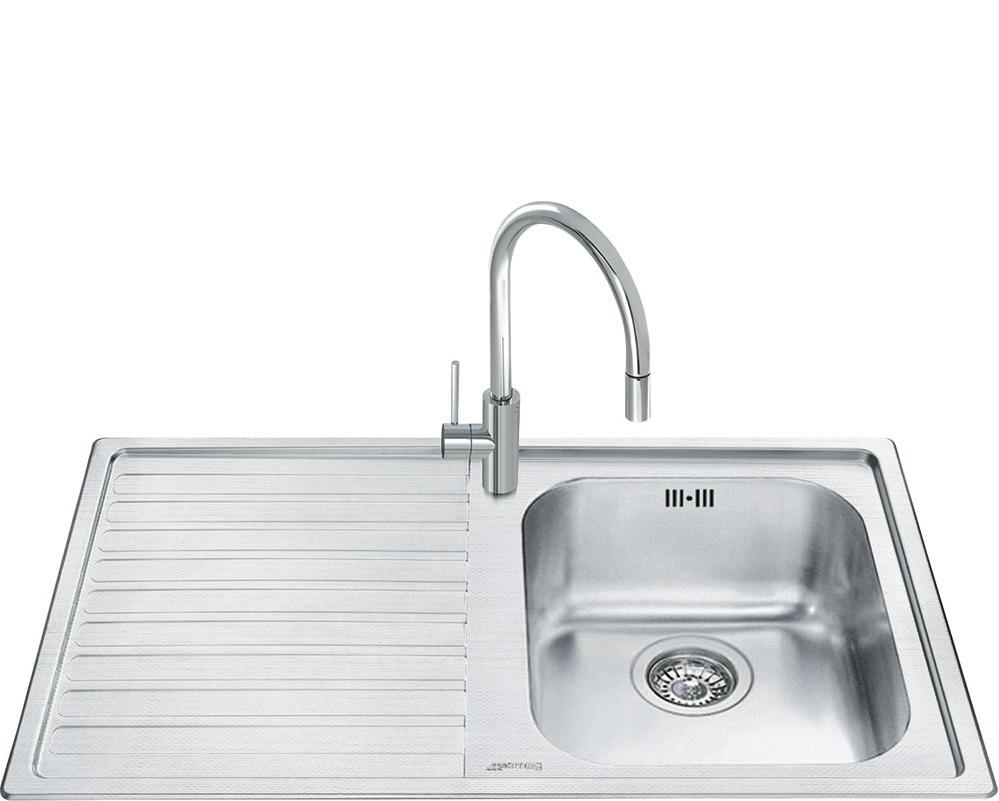 Кухонная мойка Smeg LM861S-2