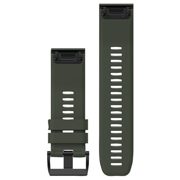 Сменный ремешок Garmin QuickFit 26 мм серый хаки