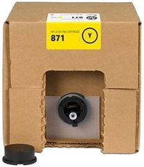 Картридж HP 871 (G0Y81C) Yellow 3000 мл
