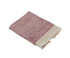 Полотенце 40x60 Old Florence Rombetti розовое