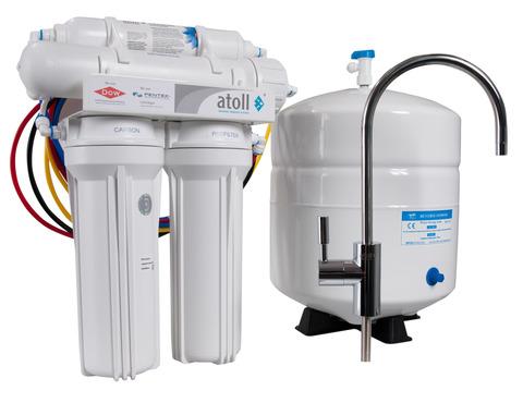 Система в/о бытовая atoll A-450 STD (A-460E) (4 ступени очистки, 120 л/сутки)