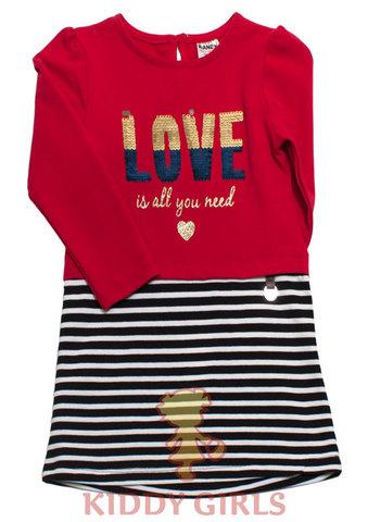 Платье для девочки Wanex 40391