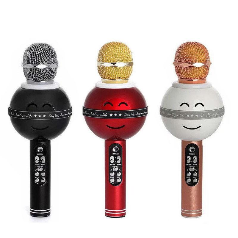 Товары для отдыха и путешествий Беспроводной караоке микрофон WS-878 besprovodnoy-karaoke-mikrofon.jpg