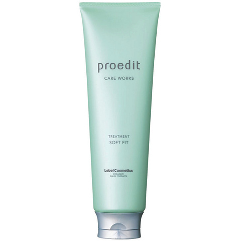 Lebel Proedit Маска для увлажнения волос Soft fit treatment купить online