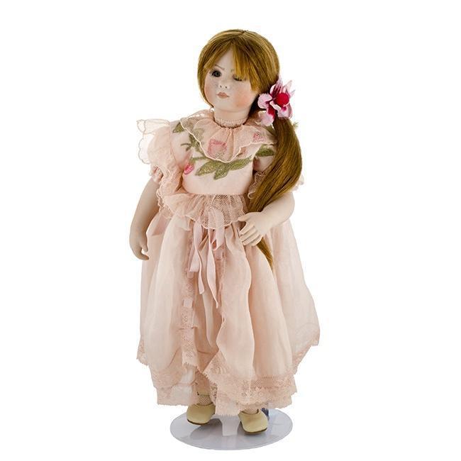Кукла фарфоровая коллекционная Marigio Fragolina