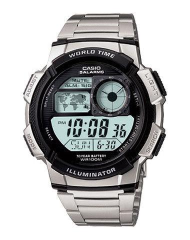 Купить Наручные часы Casio AE-1000WD-1A по доступной цене