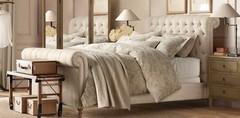 Кровать Restoration Hardware Тафтид