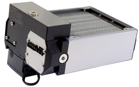 Airplex modularity system 140 mm, aluminum fins, Compact 600/12V, stainless steel side panels