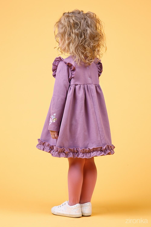 Платье для девочки 38-9015-2