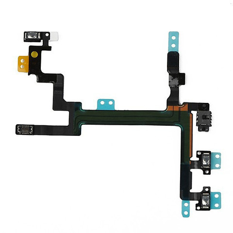 Шлейф включения, кнопки Power, громкости, вибро для iPhone 5