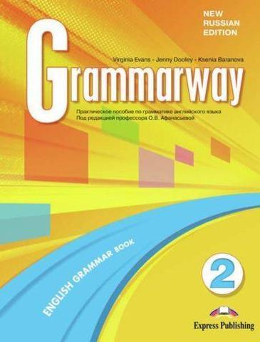 Grammarway 2. Student's Book (Russian edition). Учебник