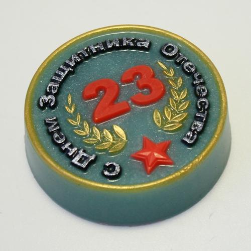 23 Февраля/С Днем Защитника Отечества Форма для мыла