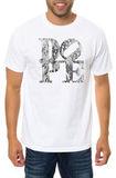 Dope белая футболка фото