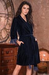 Халат женский бархатный  MIA-Amore  EVELINA Эвелина 8203