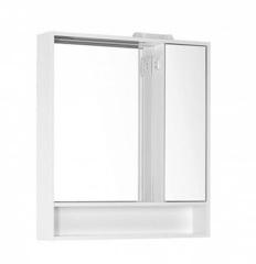 Зеркало-шкаф Aquanet Коста 76 белый