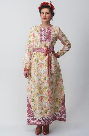 Платье Времена года Лето