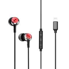 Наушники Baseus Encok Lightning Call Digital Earphone P02 Black
