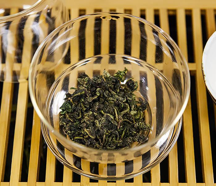 TEA-CH113-2 Китайский чай «Те Гуань Инь» из Си Пин (высокогорный сорт «АА», 50 гр) фото 07