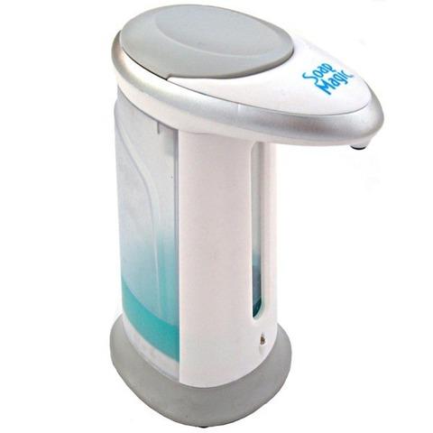 Сенсорный диспенсер Soap Magic для жидкого мыла