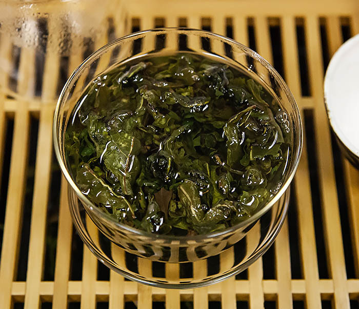TEA-CH113-2 Китайский чай «Те Гуань Инь» из Си Пин (высокогорный сорт «АА», 50 гр) фото 08